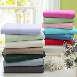 Plain Bedsheet Cover