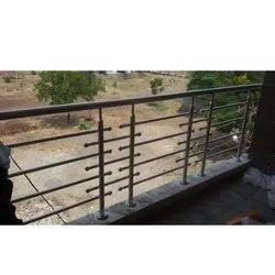 SS304L Balcony Railing