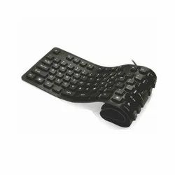 Bluetooth Rolling Keyboard