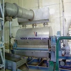 Drum Dryer Flaker