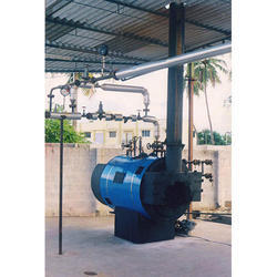 Horizontal Small Industrial Steam Boiler