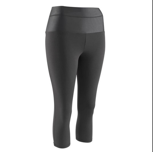 9f3a266904c1e Women Sport Leggingsand Tights - Decathlon Run Dry Plus Women's Running  Cropped Bottoms - Camo/Black Ecommerce Shop / Online Business from Jaipur