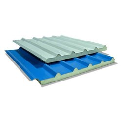 Precoated And Sandwich Panel