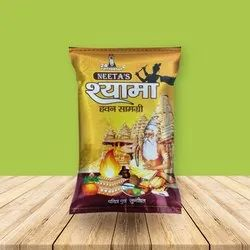 Havan Samagri Packaging Pouch