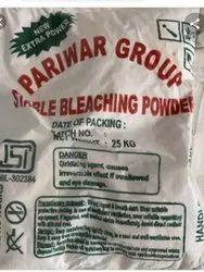 Pariwar Bleaching Powder, 25 Kg HDPE Bag
