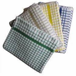 Cotton Plain Soft Terry Dish Cloth, Size: 50cm x 70cm,40cm x 65cm
