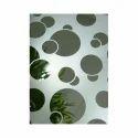 Circle Designe Stainless Steel Sheet