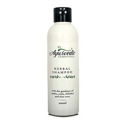 Liquid Ayurvedic Essentials Herbal Shampoo, For Personal