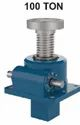 Inverted Worm Gear Screw Jack