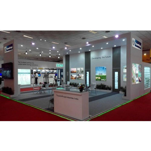 Modern Exhibition Stand Near Me : Modern exhibition stand service in nerul navi mumbai brade events
