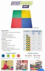Interlocking Floor Tiles, 600 mm x 600 mm