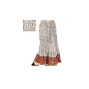 Designer Booti Cotton Skirts