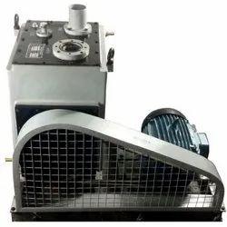2500 LPM Double Stage Belt Drive Vacuum Pump (Without Motor)