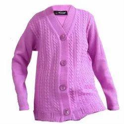Ladies Wool Sweater