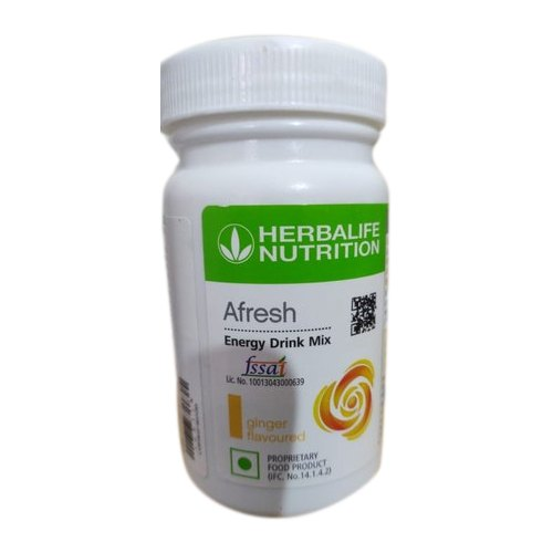 Herbalife Nutrition Afresh Energy Drink Mix Ginger Flavoured