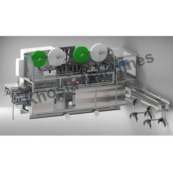 Wrapper 8000T High Speed Toilet Soap Packaging Machine