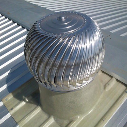 Air Ventilator Fan Turbo Air Ventilator टर्बाइन एयर