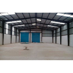 Warehouse FRP Shed