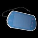 7 Inch Tft Rear View Monitor With Mirror Link And Temperature Sensor With Camera