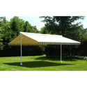 Hut Retractable Outdoor Awning