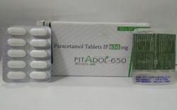 650 Mg Paracetamol Tablets IP