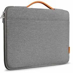 Cotton Grey Office Laptop Bag