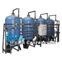 Automatic Demineralization Plant