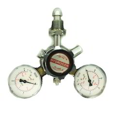 Double Stage Gas Regulators