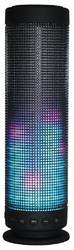 Zydeco Cool Shine Portable Bluetooth Speaker (Black)