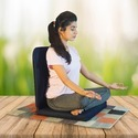KD Yoga Floor Chair With Back Support