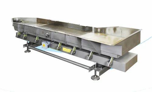 Dewatering Vibratory Conveyors