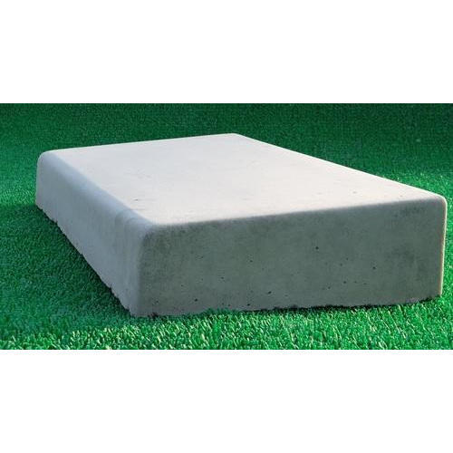 Acme Blocks Interlocking Rectangle Concrete Coping, Size: 500x300x100mm