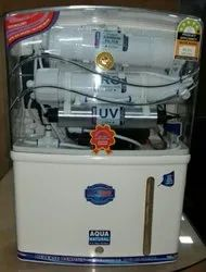 Plastic White Aqua Grand Water Purifiers for Home, Capacity: 12LPH
