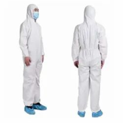 Protective Clothing - Laminated Woven Disposable Isolation Gown
