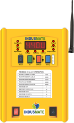 Three Phase DOL Mobile Starter, Power: 7.5 hp