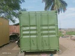 corton steel TJ Trading Agencies Container, Capacity: 10-20 ton