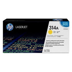 HP Q7562A 314A Yellow Toner Cartridge