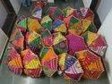 Colorful Rajasthani Umbrella For Navratri Decoration - Wedding Decoration
