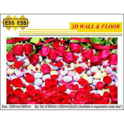 ESS ESS Ceramic Polished 3D Wall And Floor Tile