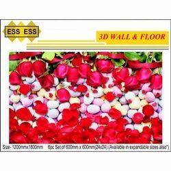 ESS ESS Polished ceramic 3D Floor Tile and wall tile