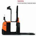Toyota Ose250p 2.5 Ton Bt Optio L-series Order Picking Trucks For Warehouse