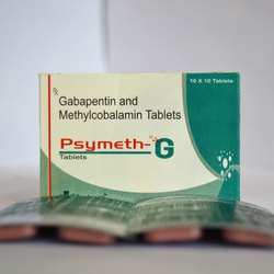 Gabapentin 300mg with Methylcobalamin 500mg (Psymeth G)