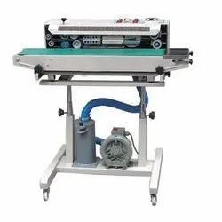 Air Flushing Automatic Band Sealer
