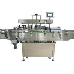Automatic Double Sticker Labeling Machine