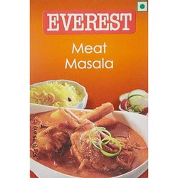 Everest Meat Masala, Packaging Type: Box, Packaging Size: 50 g