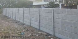Concrete Precast Boundary Wall