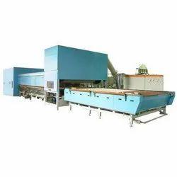 Dhanik Glass Machinery Flat Glass Toughened Machine