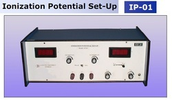 IP-01 Lonisation Potential Set Up