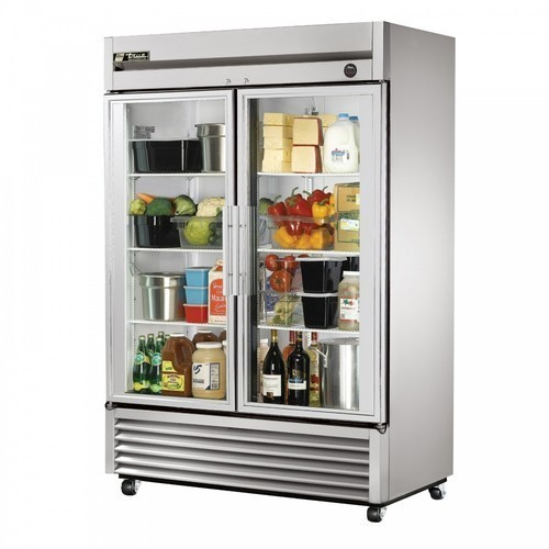 Glass Double Door Fridge Rs 52000 Piece Airtech Airconditioners