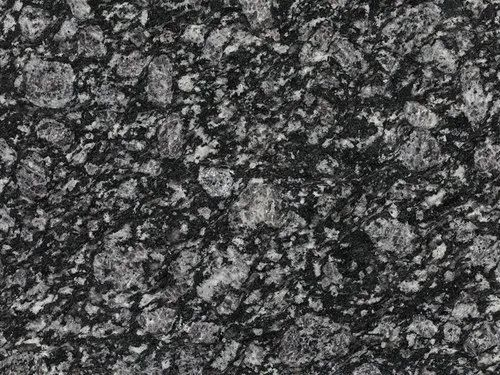 Black Polished Tropical Blue Granite, Thickness: 15-20 mm